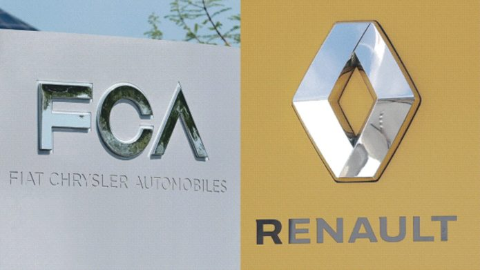 Fiat Chrysler Is Proposing a Merger with Renault