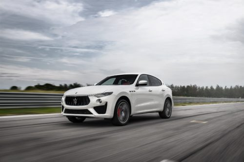 The 2019 Maserati Levante Now Roars the Way It Should