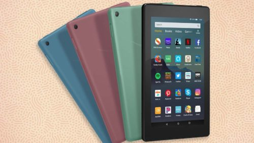 Amazon's New Fire 7 Tablets Improve Storage, Alexa (With a Catch)
