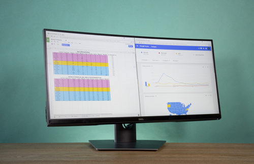 Dell P3418HW 34-inch Curved Monitor Review