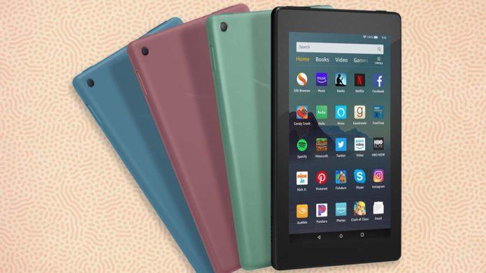 Amazon's New Fire 7 Tablets Improve Storage, Alexa (With a Catch)