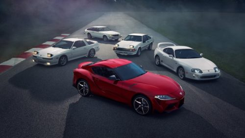 Here's How Our 2020 Toyota Supra Test Numbers Compare to the 1993 Supra Turbo's