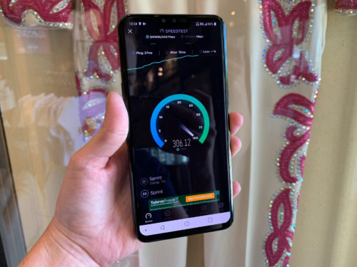First Sprint 5G Speed Tests: More Reliable Than Verizon
