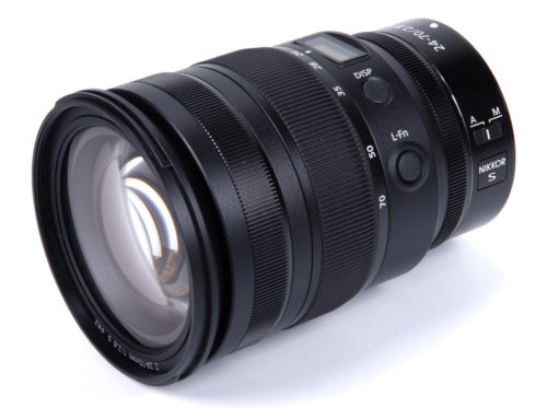 Nikon Nikkor Z 24-70mm f/2.8 S Pro Lens Review