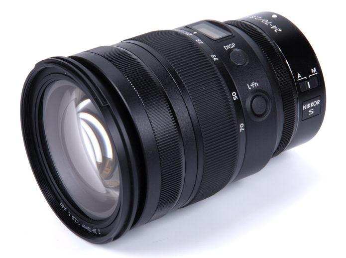 Nikon Nikkor Z 24-70mm f/2.8 S Pro Lens Review