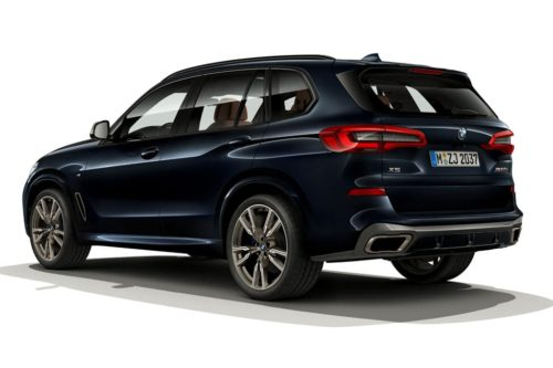 V8 power confirmed for BMW X5 and X7