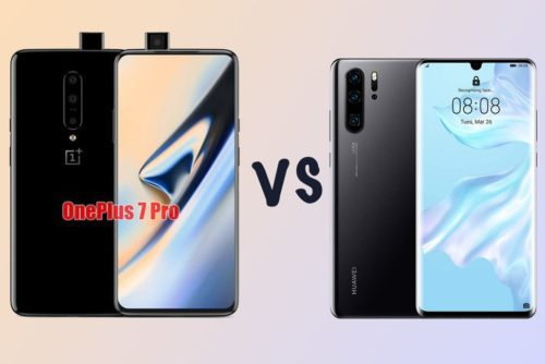 OnePlus 7 Pro vs Huawei P30 Pro: Rumoured differences compared