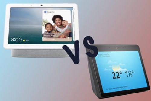 Google Nest Hub Max vs Amazon Echo Show: Which should you buy?
