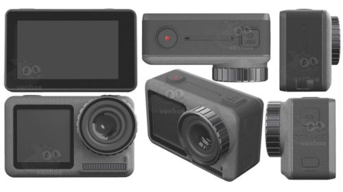 DJI Osmo Action camera specs and details leak ahead of official unveiling