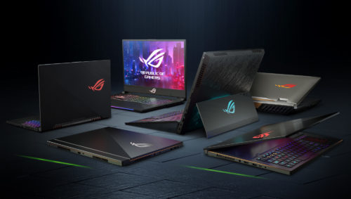 A deeper look into the 2019 Asus ROG Zephyrus lineup