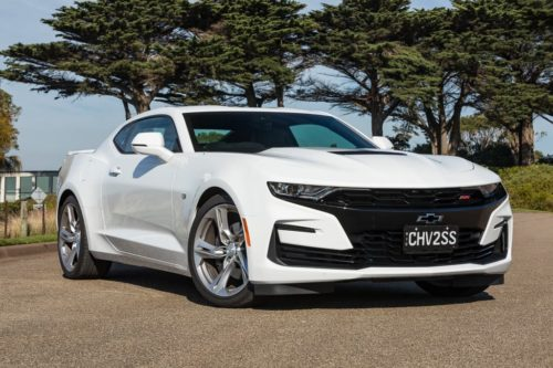 2019 HSV Chevy Camaro 2SS Review : Road Test