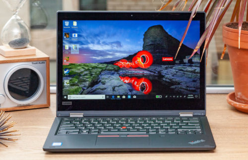 Lenovo's 2019 ThinkPads Get AMD Power, New Privacy Features