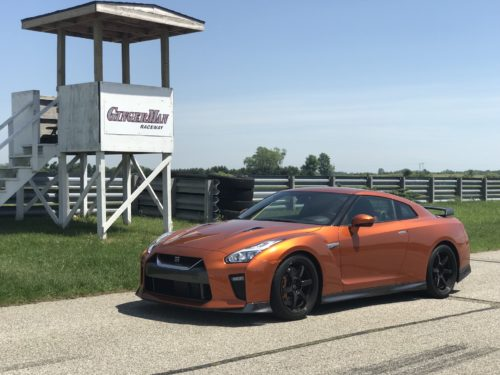 The 2018 Nissan GT-R Track Edition Is Best When Driven Hard