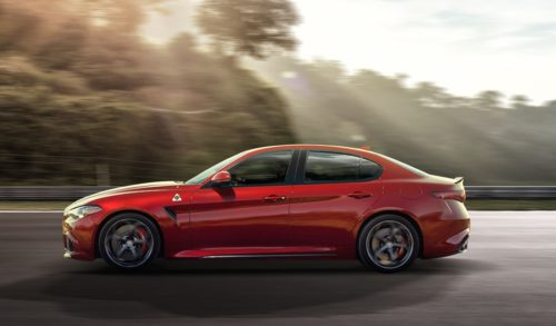 Our Alfa Romeo Giulia Quadrifoglio Stumbles through 30,000 Miles