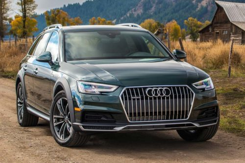 2019 Audi A4 Allroad Review