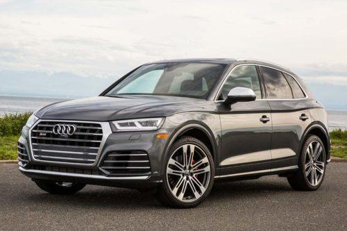 2019 Audi SQ5 Review