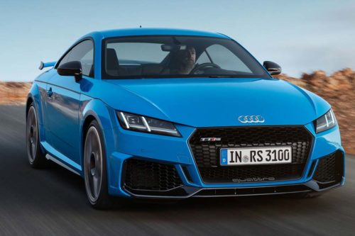 2019 Audi TT RS Review