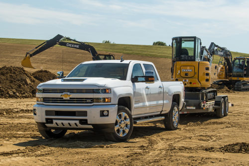 2019 Chevrolet Silverado 2500HD Review