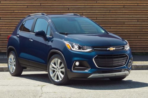 2019 Chevrolet Trax Review