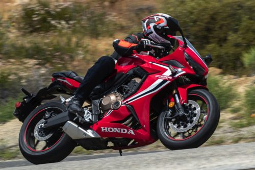 2019 Honda CBR650R Review: Updating the F to an R (14 Fast Facts)