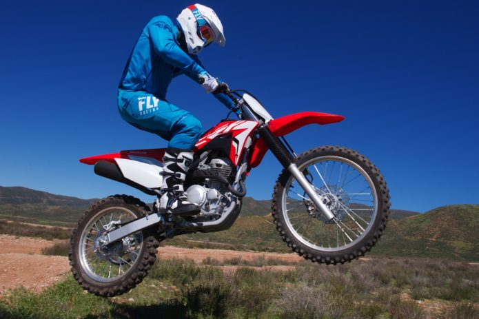 2019 Honda CRF250F Review: A New Kind of Trail Motorcycle (17 Fast Facts)