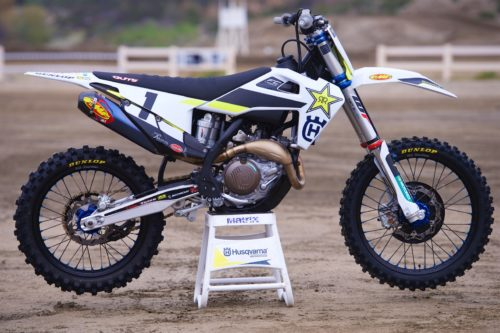 2019 Husqvarna FC 450 Rockstar Edition Review: Tested At Fox Raceway (11 Fast Facts)