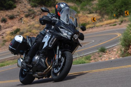 2019 Kawasaki Versys 1000 SE LT+ Review: Sit Tall, Go Far (19 Fast Facts)