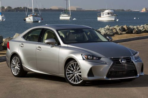 2019 Lexus IS Review