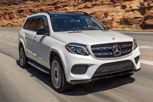 2019 Mercedes-Benz GLS-Class Review