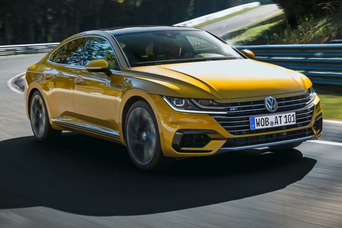 2019 Volkswagen Arteon Offers a Cultivated Take on the Traditional-Sedan Formula