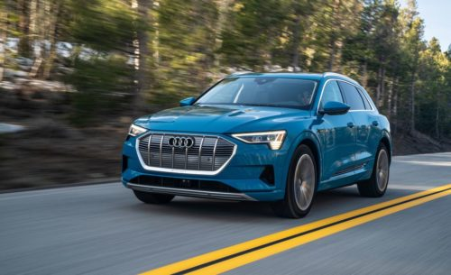 The 2019 Audi e-tron Is an EV Hiding in Plain Sight