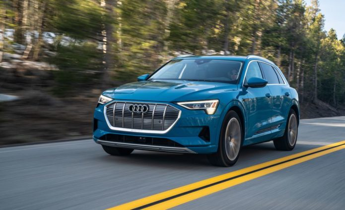The 2019 Audi e-tron Is an EV Hiding in Plain Sight