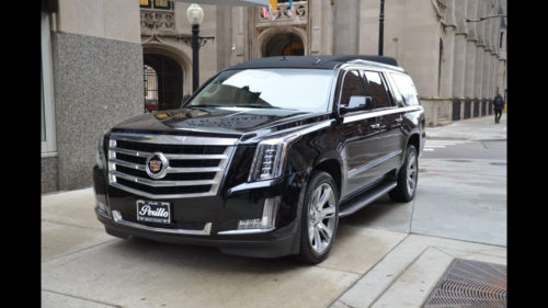 2019 Cadillac Escalade Platinum review