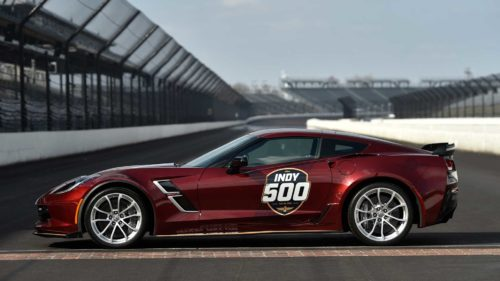 Will the 2019 Indy 500 Be the Last to Have a Front-Engined Corvette as a Pace Car?