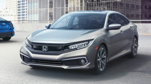 2019 Honda Civic Sedan review