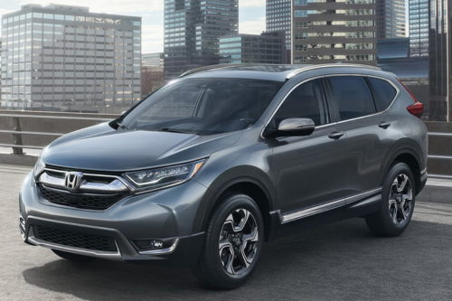 Honda recalls 119,000 2019 CR-V crossovers over fears of airbag deployment