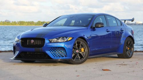 2019 Jaguar XE SV Project 8 review