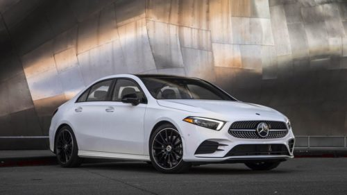2019 Mercedes Benz A Class A220 Review