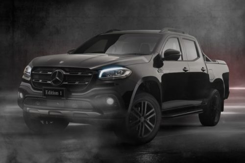 Australia's most expensive mid-size ute revealed