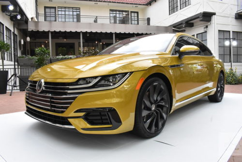 2019 Volkswagen Arteon first drive review