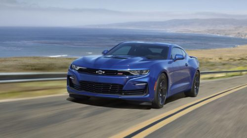 2020 Camaro SS gets a welcome nose-job as LT1 V8 joins range