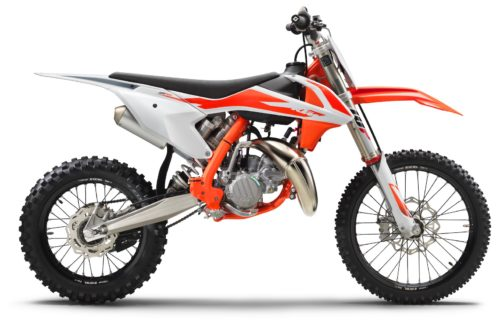 2020 KTM 85 SX, 65 SX, and 50 SX First Look: New Wheels For the 85