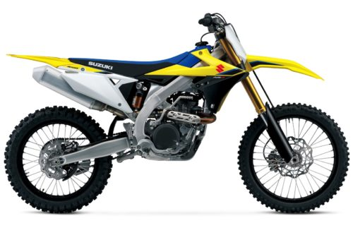2020 Suzuki Off-Road Motorcycle Lineup: First Look