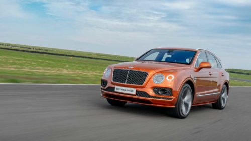 2020 Bentley Bentayga Speed Review: Quick drive