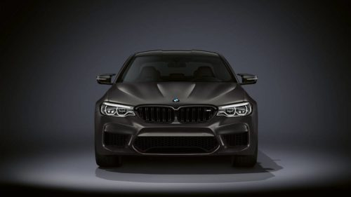 2020 BMW M5 Edition 35 Years: Only 35 for the US