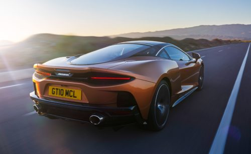 The 2020 McLaren GT Is a Mid-Engined Supercar Built for Luxurious Grand Touring