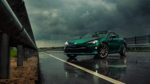 2020 Toyota 86 Hakone Edition gives fan-favorite extra style