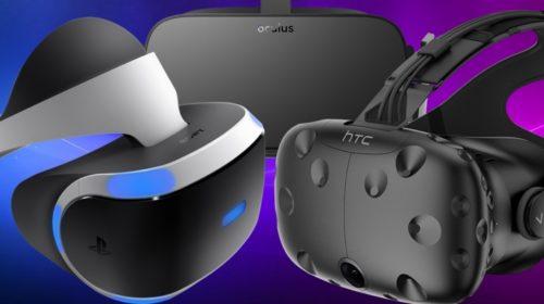 Best VR headsets 2019: HTC Vive, Oculus, PlayStation VR compared