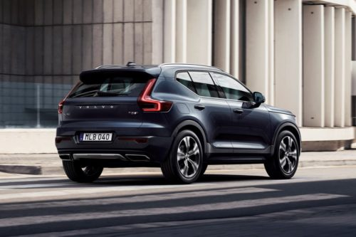 2020 Volvo XC40T3 Review : Quick Spin