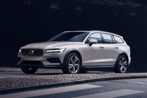 2020 Volvo V60 Cross Country D4 Review : Quick Spin